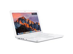 "Apple MacBook 13.3"" - B Grade - Intel Core 2 Duo (2.4GHz) - 4GB DDR3 - 250GB HDD - WebCam - DVDRW DL - MacOS v10.13 High Sierra - A1342 MC516LL/A"