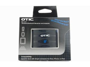 OTIC BRC-2531 Wireless Bluetooth Receiver Adapter for iPod Speaker Dock