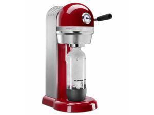 KitchenAid Sodastream Sparkling Water Maker Red