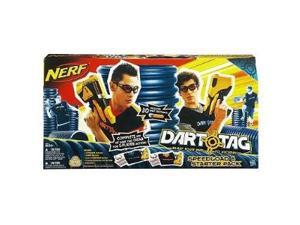 NERF Dart Tag Speedload 6 Starter Pack by Hasbro