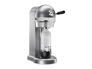 KitchenAid Sodastream Sparkling Water Maker Contour Silver