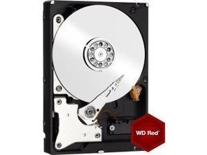 """WD Red WD20EFRX 2 TB 3.5"""" Internal Hard Drive - SATA - 64 MB Buffer"""