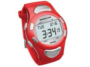 Bowflex EZ-Pro Strapless Heart Rate Monitor Watch - Red