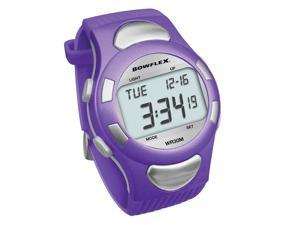 Bowflex EZ-Pro Strapless Heart Rate Monitor Watch - Purple