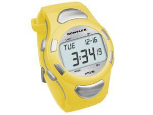 Bowflex EZ-Pro Strapless Heart Rate Monitor Watch - Yellow