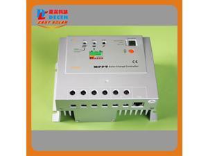 DECEN 100% Real MPPT Solar Charge Controller Tracer 2210RN, 20A 12V 24V 100VDC EP Solar Panel Battery Charge Controller Regulators