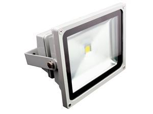 50W High Output Outdoor LED Flood Light - Waterproof 7000K Daylight LED Floodlight - 120 Degree Beam Angle - Epistar COB LED - Waterproof IP65
