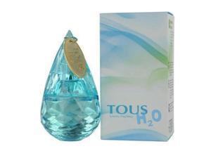 Tous H20 for women 3.4 oz Eau De Toilette EDT Spray