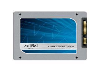 """Crucial MX100 128GB SATA 2.5"""" 7mm (with 9.5mm adapter) Internal Solid State Drive CT128MX100SSD1"""