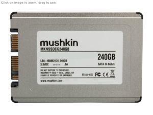 Mushkin Enhanced Chronos GO 1.8-Inch 240GB SATA-III ASYNC Solid State Drive (MKNSSDCG240GB)