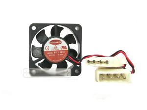 Colorful 12V 4510 EC - 4510 DC Cooling fan with DC12V 0.08A 45X45X10MM Sleeve bearing 2 Wires 4Pins For case