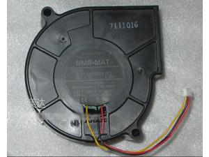 Original NMB-MAT BG0703-B044-00L 02 DC Blower with  12V 0.38A 3 Wires 3Pins For projector