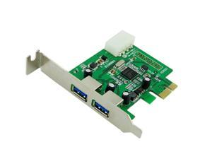 PCI-Express to USB 3.0 Adapter