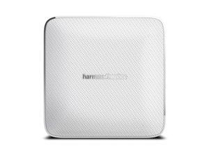 Harman Kardon Esquire Portable Bluetooth Speaker & Phone Conferencing System - White