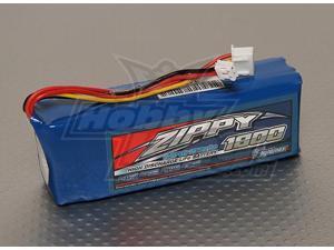 ZIPPY Flightmax 1800mAh 9.9V 5C LiFePo4 TX Pack