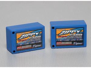 ZIPPY Flightmax 5700mAh 2S3P 25C saddle pack