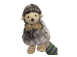 14 inch Plush Hedge Hog Animal Hand Puppet Marioneta
