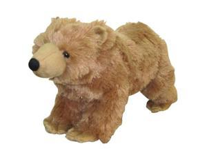 13 inch Plush Stuffed Animal Toy Woodland Forest Friends Brown Bear