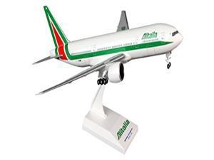 Skymarks Alitalia 777-200 1/200 W/GEAR REG#EI-DBK