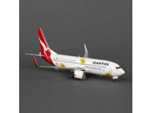 Jcwings Qantas 737-800W 1/200 Wallabies REG#ZK-ZQF