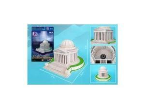 Daron 3D Puzzle - Jefferson Memorial