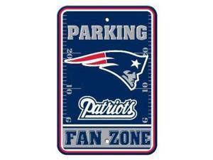 Plastic Parking Sign - Reserved Parking