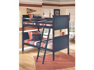 Twin Bunk Bed Slats Blue