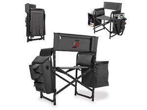 Fusion Chair-Dark Grey/Black (Portland Trailblazers) Digital Print