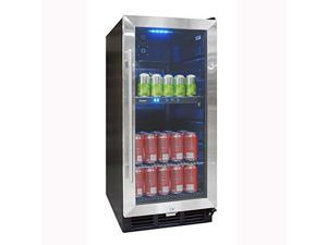 VT-32 Beverage Cooler with Interior Display