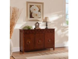 R1320 Console Table Walnut Finish