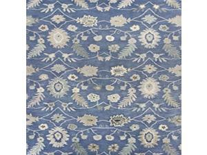 Jaipur 3870 Azure Blue Artisan size - 3 ft.3 Inches by 5 ft.3 Inches