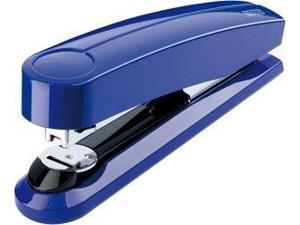 DAHLE B5FC NOVUS 50 SHT FLAT CLINCH STAPLER-BLUE