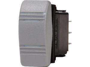 Blue Sea Systems 8275 Water Resistant Contura Switch (DPDT ON-ON)