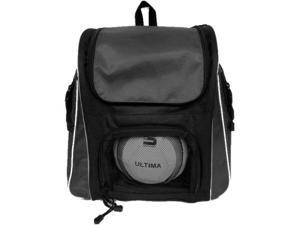 Taranto Back Pack with Fold Out Mat Black