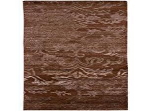 Nourison Silk Shadows Rust Area Rug