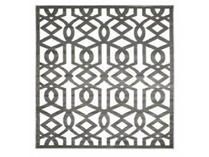 Nourison Ultima Ivory Grey Area Rug