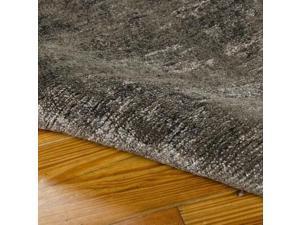Nourison Silk Shadows Coal Area Rug