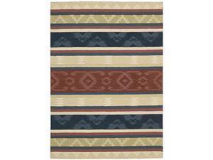 Nourison India House Multicolor Area Rug