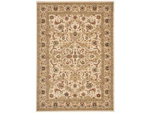 Kathy Ireland Lumiere Royal Countryside Beige Area Rug By Nourison