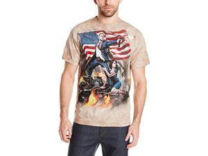 The Mountain 1038351 Clinton T-Shirt - Medium