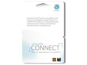 Silhouette Of America Connect Plugin Download Card