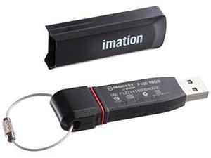 IRONKEY F100 USB FLASH DRIVE 16