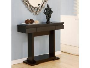 Leighton console table with drawer