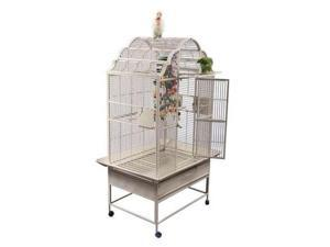 "36""x28"" Opening Victorian Top Cage GC6-3628 Black"
