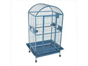 Extra Large Dome Top Bird Cage 9003628 Black