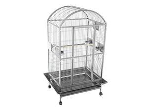 Extra Large Dome Top Bird Cage 9003628 White