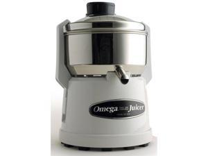 OMEGA J9000 CENTRIFUGAL JUICER WITH A NEW LARGER SHOOT
