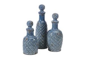 Antonini Bottles - Set of 3