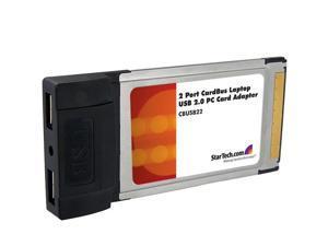 2PORT USB 2.0 PCMCIA CARDBUS PC