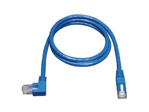 10FT CAT6 BLUE 10 GIGABIT LEFT